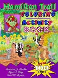 Hamilton Troll Coloring Book