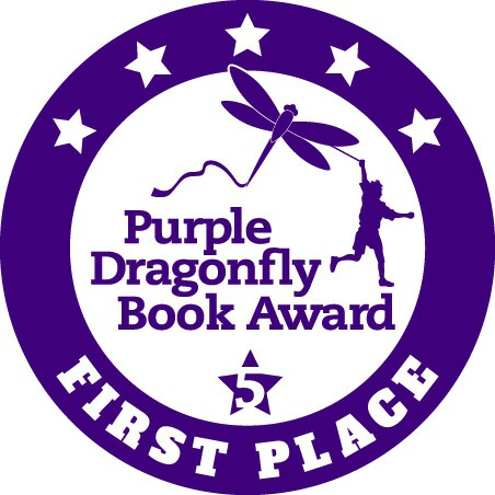Purple Dragonfly Award First Place Childrens Cookbook
