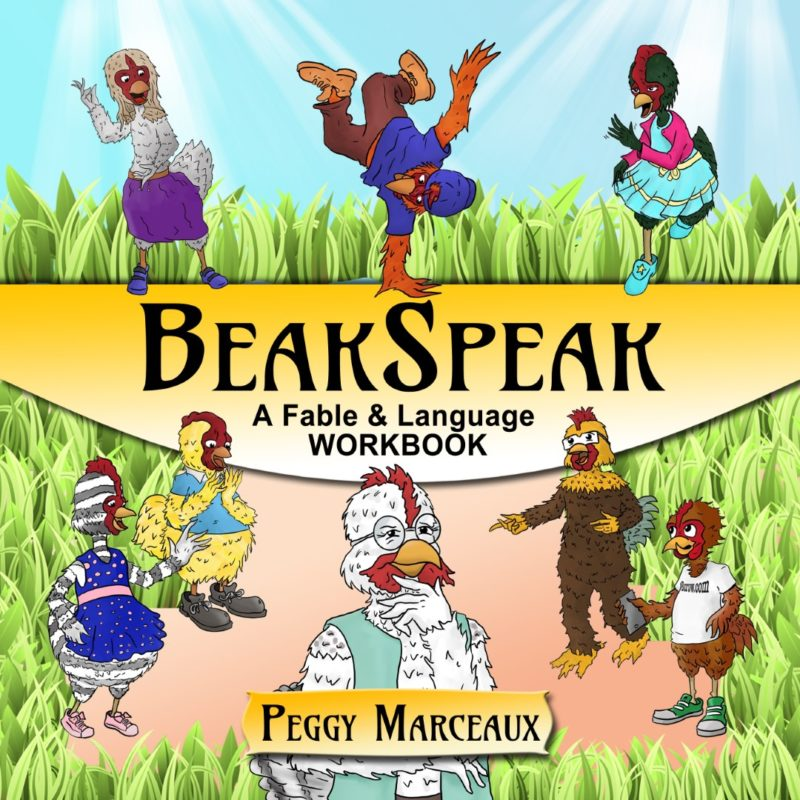 BEAKSPEAK  –  A Fable & Language Workbook