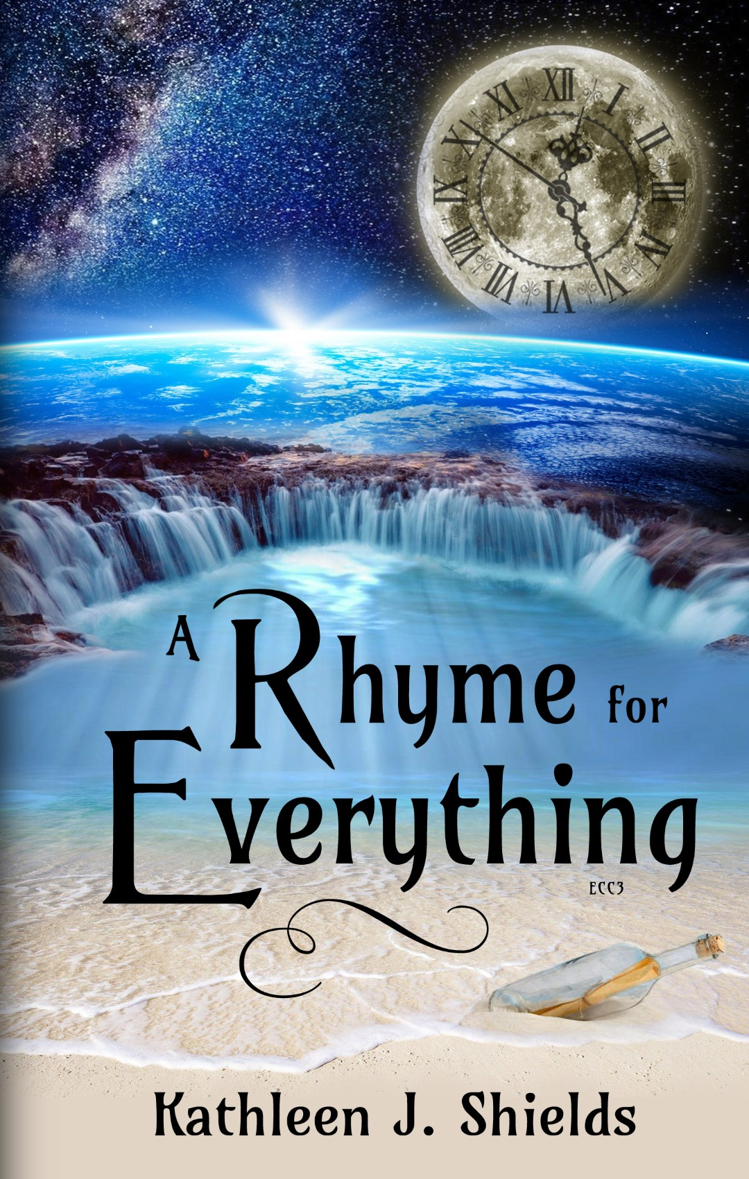 A Rhyme for Everything – Poetry book by author Kathleen J. Shields