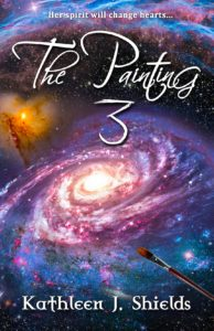 The Painting 3 Trilogy by author Kathleen J. Shields
