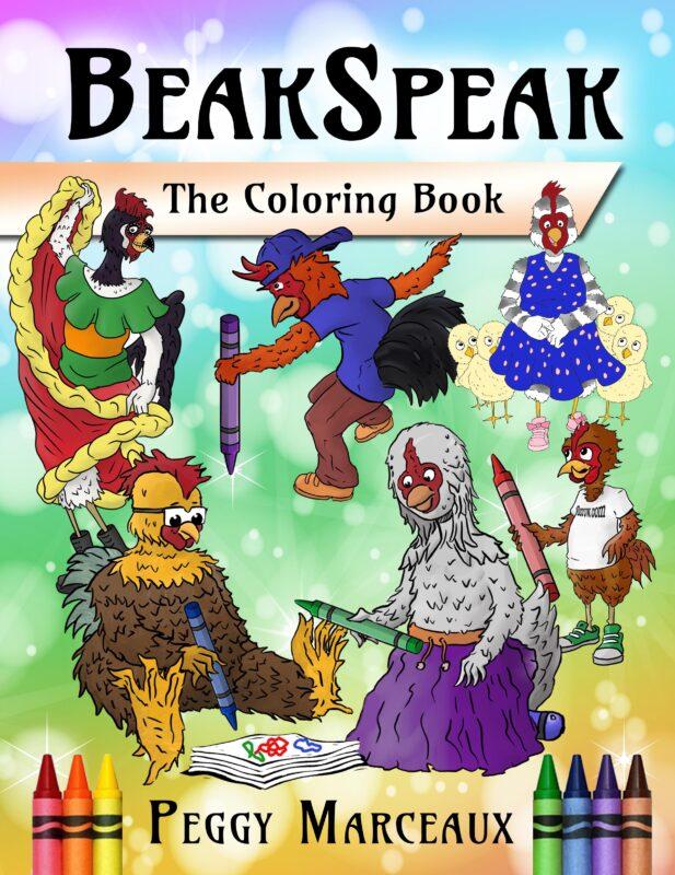 BeakSpeak, The Coloring Book